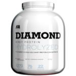 diamond hydrolised protein