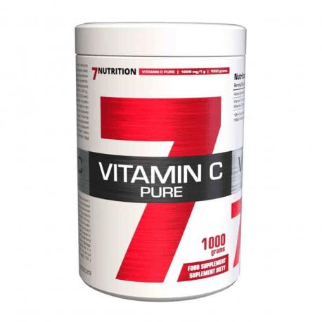 7Nutrition Vitamin C Pure - 1000g