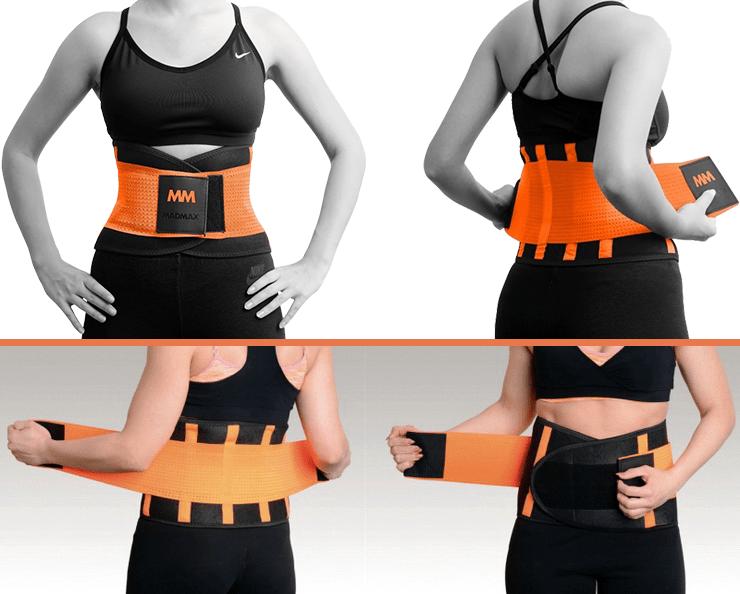 Výsledek obrázku pro MADMAX slimming belt