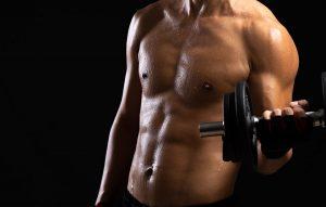 Stravovací plán na objem svalov