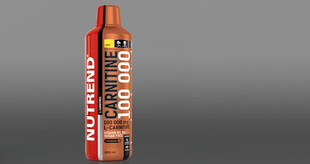 Carnitine 100000 1000ml - Nutrend