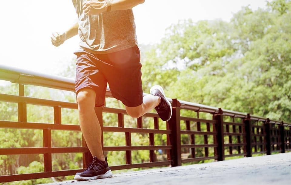 Cvičenie v lete