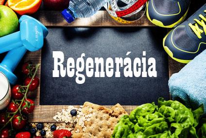 regenerácia, voda