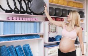 Posilňovanie v tehotenstve - áno alebo nie?